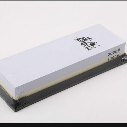 Taidea-Knife-Sharpening-Stone-Strickenly-1000-3000-Double-Faced-White-Corundum-Quality-Tool-T0961W-h1