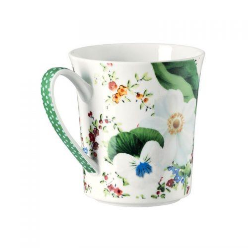 belles-fleurs-vertes-rosenthal-mug-en-porcelaine-bone-china