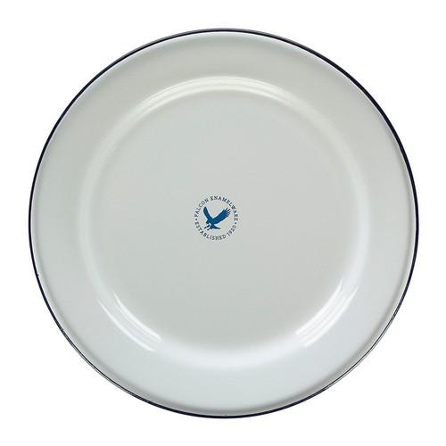 plate-set-set-of-4-original-blue-rim-307924